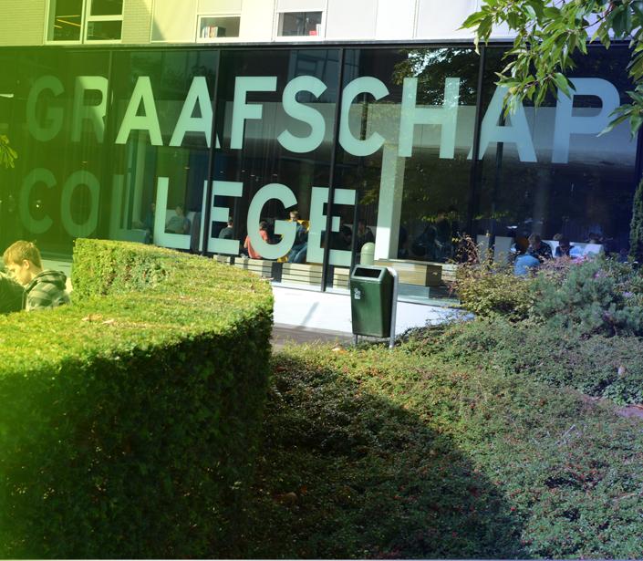 Header werken bij - over Graafschap College